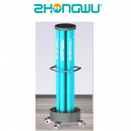 UV disinfection robot